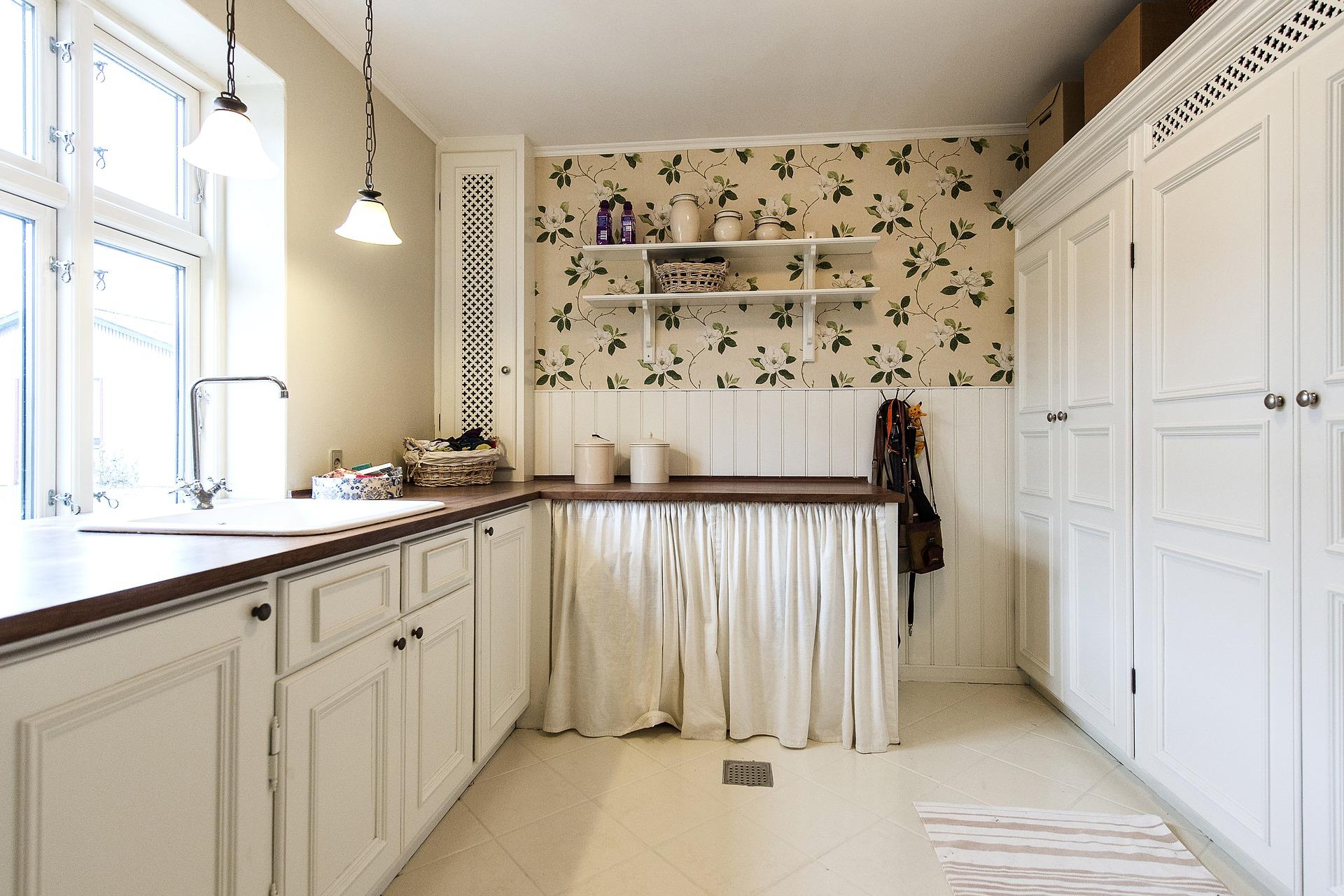 Kuchyně originální tapeta