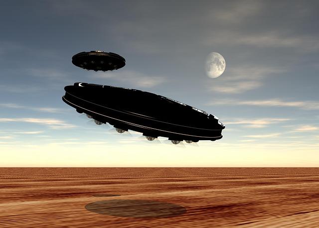 UFO a jeho tajemství