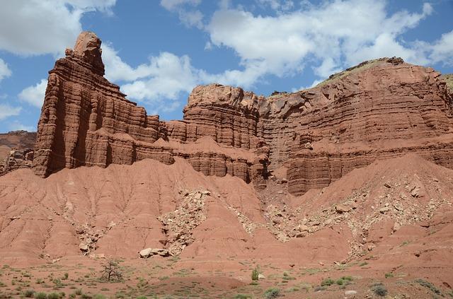 národní park capitol reef