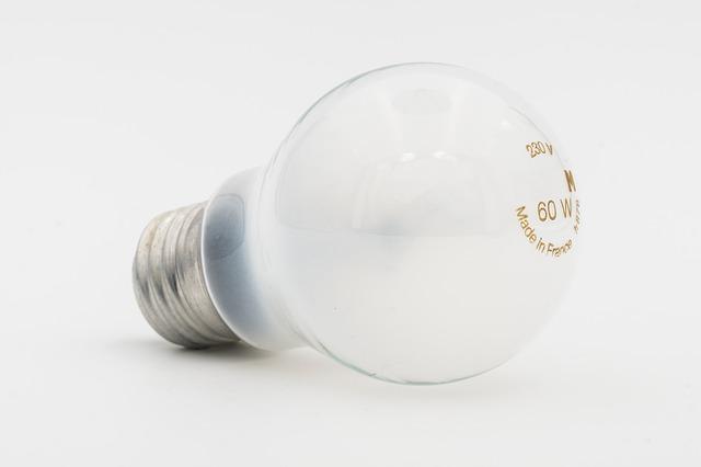 žárovka 60 w